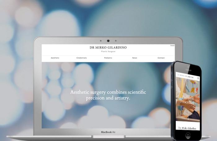 Identité visuelle et nouveau site web